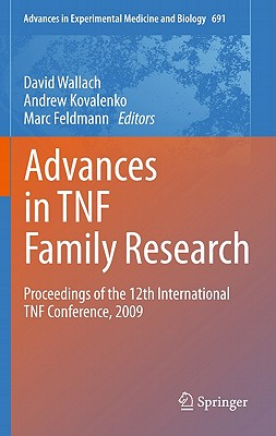 Advances in Tnf Family Research By Wallach, David (EDT)
